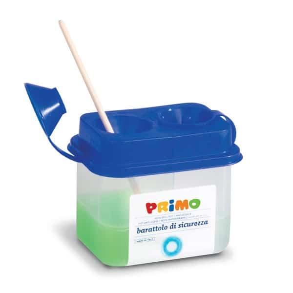 Kelímek plastový bezpečný PRIMO, dvoukomorový