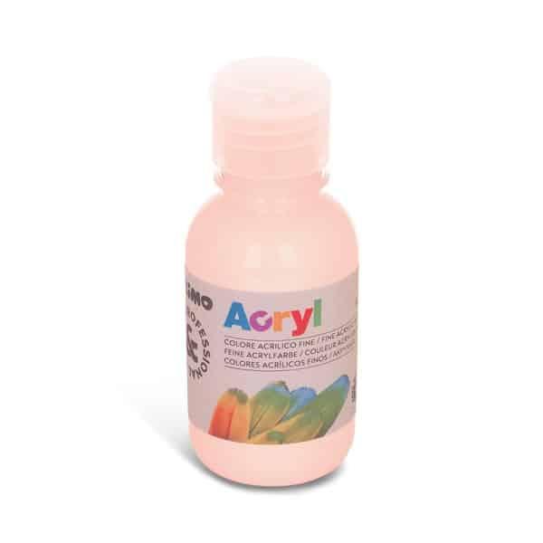 Akrylová barva PRIMO 125 ml, růžová tělová (č. barvy 330)