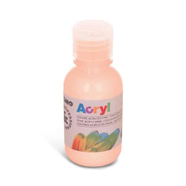 Akrylová barva PRIMO 125 ml, meruňková (č. barvy 331)