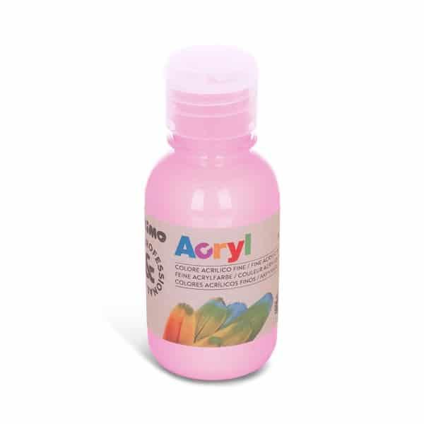 Akrylová barva PRIMO 125 ml, růžová (č. barvy 340)