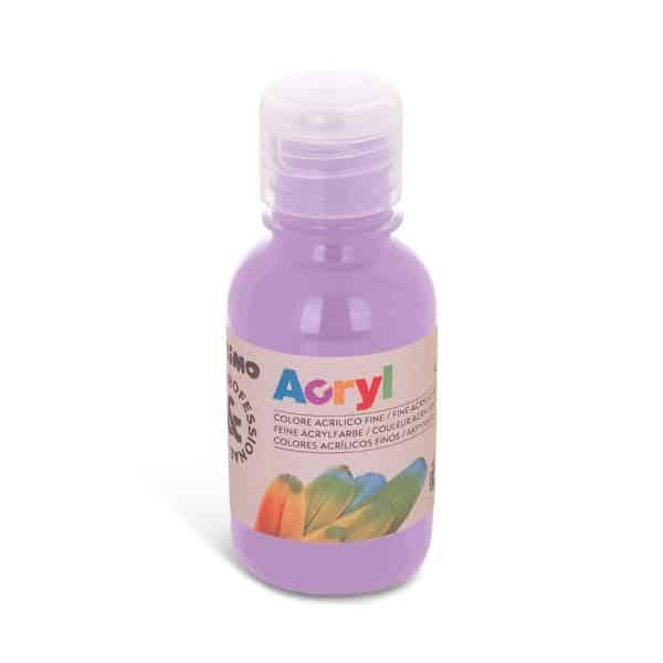 Akrylová barva PRIMO 125 ml, lila (č. barvy 450)
