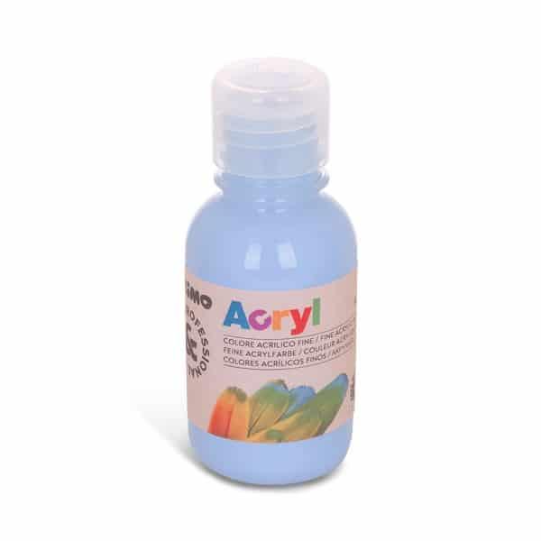 Akrylová barva PRIMO 125 ml, nebeská modř (č. barvy 510)