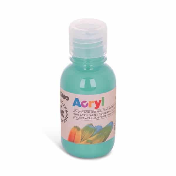 Akrylová barva PRIMO 125 ml, akvamarínová (č. barvy 512)
