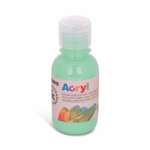 Akrylová barva PRIMO 125 ml, mátová (č. barvy 611)
