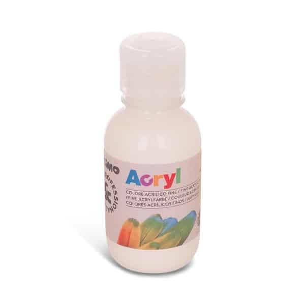 Akrylová barva PRIMO 125 ml, béžová (č. barvy 700)