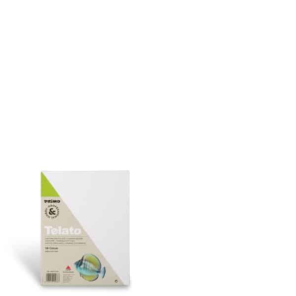 Kartonové plátno PRIMO 18x24cm