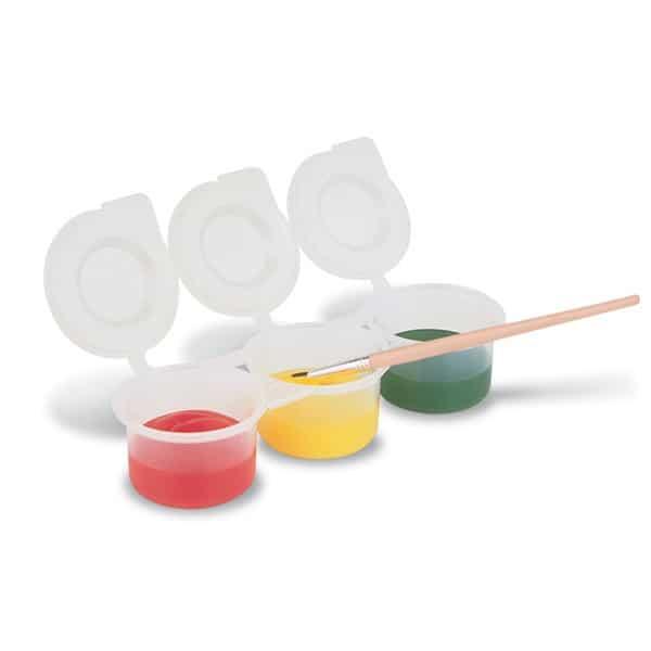 Kelímek plastový PRIMO, kazeta 3 x 75ml
