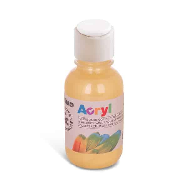 Akrylová barva PRIMO 125 ml, zlatá (č. barvy 920)