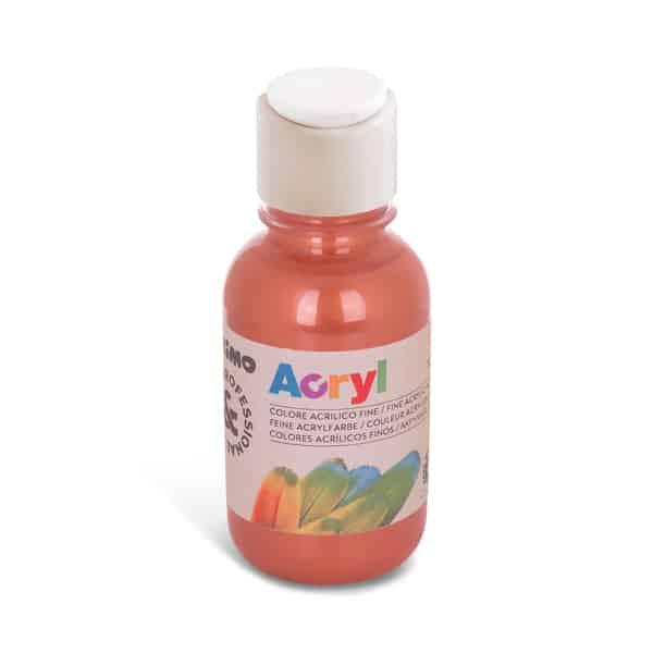 Akrylová barva PRIMO 125 ml, měděná (č. barvy 930)