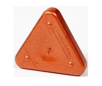 Voskovka trojboká Magic Triangle metalická rudě měděná (č. barvy 931M)