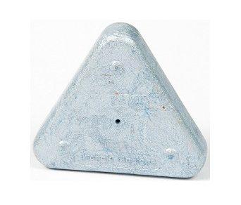 Voskovka trojboká Magic Triangle metalická stříbrná (č. barvy 910M)