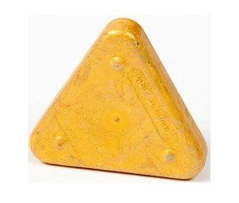 Voskovka trojboká Magic Triangle metalická zlatá (č. barvy 920M)